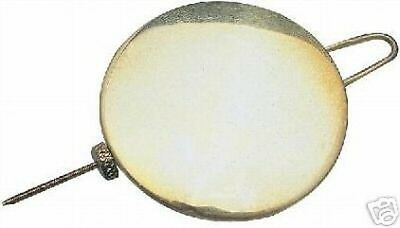 Lens for Pendulum Brass Diameter 38 mm Weight 58 Gr