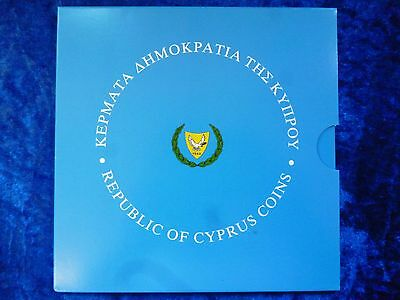 Cyprus Uncirculated Coins Pack mixed dates '00s
