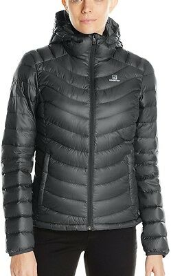 Salomon Halo Ladies Down Jacket - Black