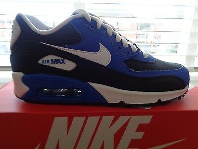 reputable site 5b096 b7005 Nike Air Max 90 (GS) trainers sneakers 307793 076 uk 5 eu 38 us