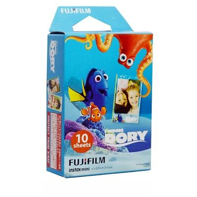 Fuji Fujifilm Instax Mini Film Finding Dory 10 pieces