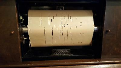 Cha Cha Cha     Popular   Pianola Roll Ex.c Condition