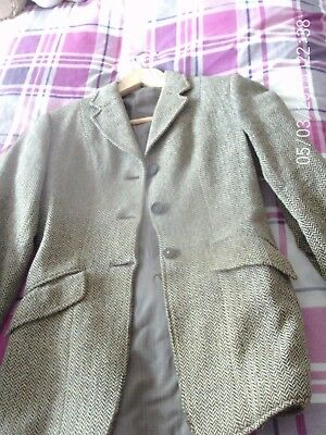 vintage childs coat 40/50s
