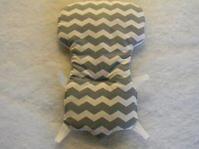 Eddie Bauer And Carter High Chair Cover in  Gray Chevron