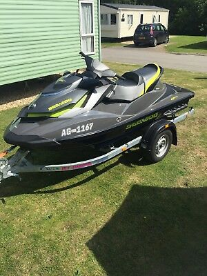Seadoo Gti 155 Ltd 2015 Only Done 11 Hrs Jet Ski 3 Seater