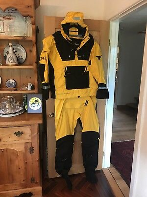 Kayak Dry Suit - Typhoon PS220 extreme