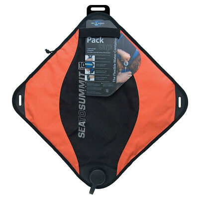 Sea To Summit Pack Tap 10L Red Water Bladder Portable Water Tap Pack
