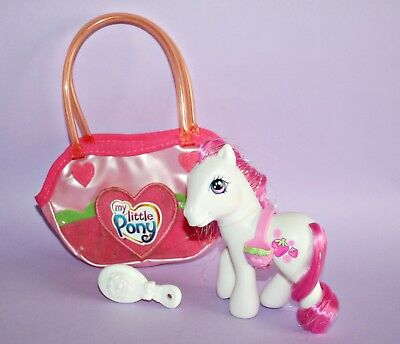 Mein kleines / My Little Pony G3 *Let's Go Stawberry Swirl and Purse*