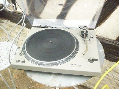 Platine Vinyle Technics Sl 1500 Direct Drive