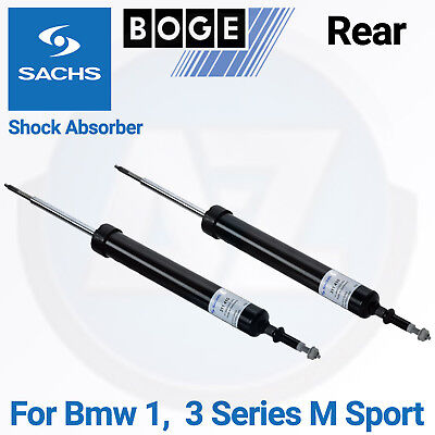 For Bmw 1 3 Series M Sport Rear Sachs Shockers Shock Absorbers