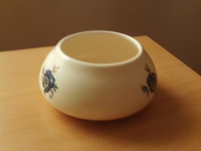 Vintage Purbeck Pottery  Ceramics ~ Floral Pot ~ Just Under 2 Inches High.