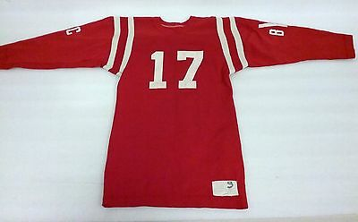Vintage Youth Catholic League Boys Football Jersey