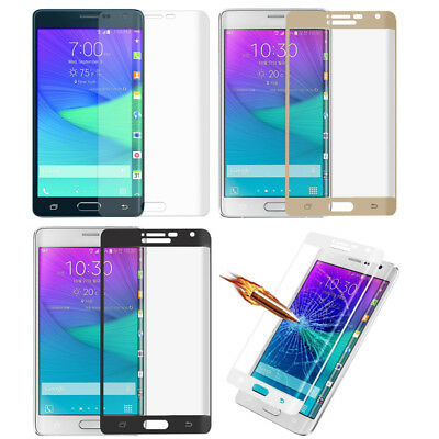 9H Full Cover Tempered Glass Screen Protector For Samsung Galaxy Note Edge New