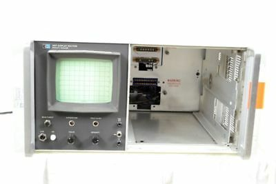 HP 140T Spectrum Analyzer Display Section - Leuchtpunkt bei gedrücktem Beam Find