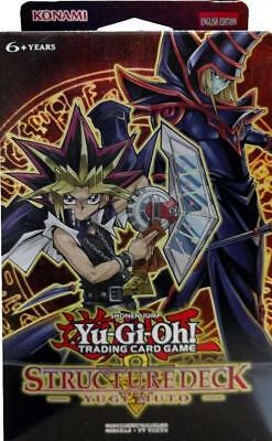 YUGI MUTO STRUCTURE DECK Yugioh NEW Factory SEALED
