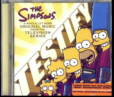 Simpsons Testifythe