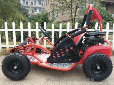 MAF Evolution G80 Petrol Single seat Go-cart 4 stroke 80cc engine