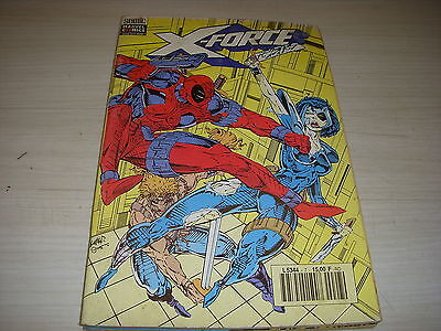 MARVEL COMICS SEMIC X-FORCE n° 7