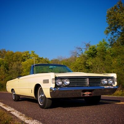 1966 Mercury Other Special-55 Q-code 428ci Convertible 1966 Mercury Special-55 Q-code 428ci Convertible