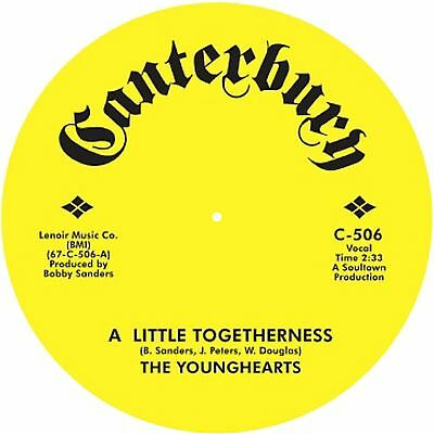 A LITTLE TOGETHERNESS The Younghearts  *NORTHERN SOUL*