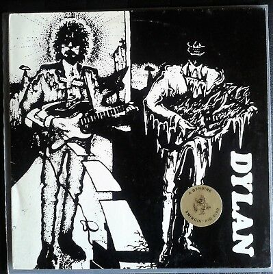 Bob Dylan   Nearer to the Fire   Sehr seltene LP   Rare Live - Versionen