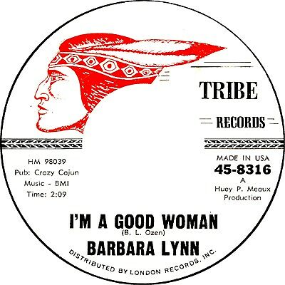 I'M A GOOD WOMAN Barbara Lynn  *NORTHERN SOUL*