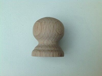 WT15 Beach Wood Turning / knob
