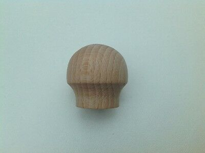 WT13 Beach Wood Turning / knob