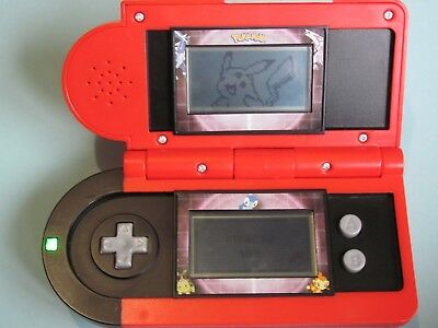 Jeu Electronique Nintendo @@ Pokedex @@ Test Ok 1