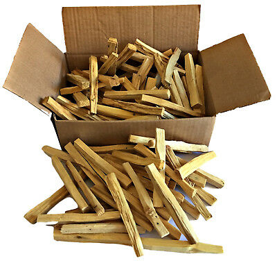 Palo Santo Fresh Wood Incense-Peruvian best-10 sticks per pack