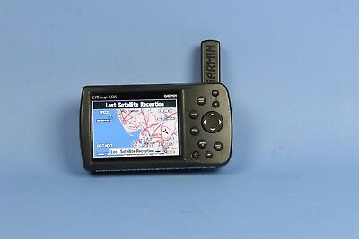 Garmin GPSmap 496  includes New Generic Battery - NO Charger & Accessories