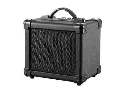 Monoprice Indio 10W Battery Powered Guitar Amp | Robust Sound, Battery Powered