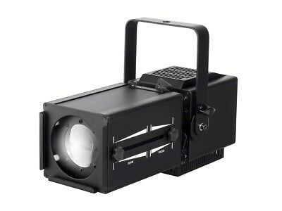 Stage Right 60W COB LED Ellipsoidal with Manual Zoom (3200k, 13�-35� beam angle)