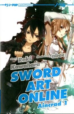 Sword Art Online - Novel Aincrad 1