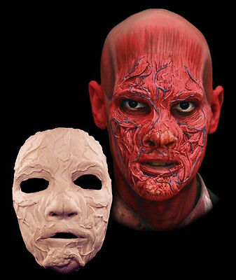 Skinless Foam Latex Mask Prosthetic Professional Quality STAGE FRIGHTS