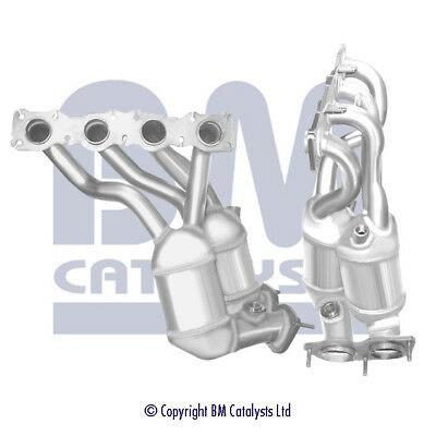 TYPE APPROVED CATALYTIC CONVERTER  FOR HONDA JAZZ GE3 1.4 06 to 08 L13A6