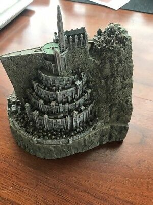 "Sideshow Weta Collectibles Lord of the Rings ""Minas Tirith"" Statue"