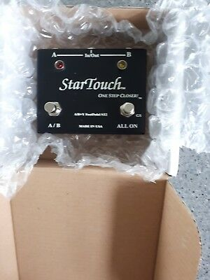 ABY signal splitter Startouch ABY pedal