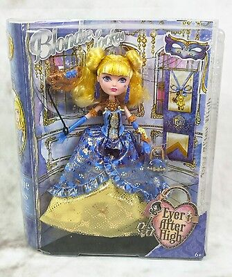 Ever After High Thronecoming Blondie Lockers Doll. BNIB