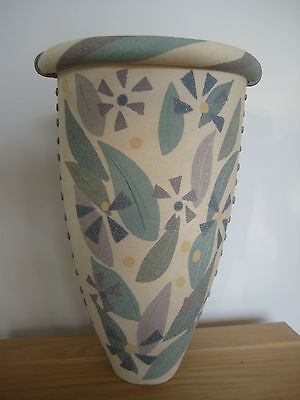 Liberty Of London Cool Contemporary Hand-Made Designer Vase