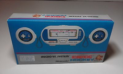 Donkey Kong Hockey (Vs) (Game And Watch) (Caja + Insert) (Only Box)