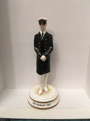 Boxed Michael Sutty RARE SUB LIEUTENANT 1897 Limited Edition 52/250.      (1219)