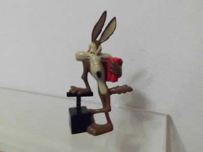 Bugs Bunny Looney Tunes Figur Star Toys 1994: Coyote mit Dynamit