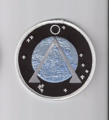 Stargate or Stargate Atlantis embroidered uniform patch > great for Halloween!