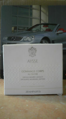 Gommage Corps Au Sucre Marque Aysse