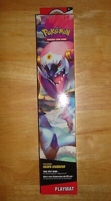 Pokemon Trading Card Game HOOPA UNBOUND PLAYMAT *NEW* Play Mat