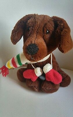 HBC Plush Dog Approximately 7""