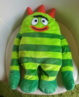 Yo Gabba Gabba Backpack Plush Large Approximately 20""