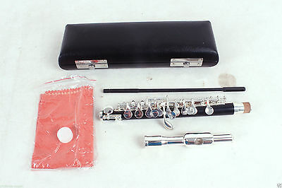 new Excellent piccolo c key silver plated nice sound and technique #P01
