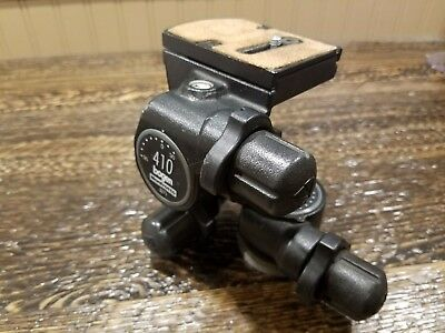 Manfrotto 410 Bogen [3275] With Quick Release Plate